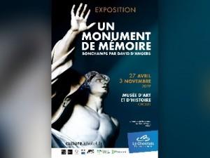 Visite guidée de l'exposition « Bonchamps par David d'Angers »